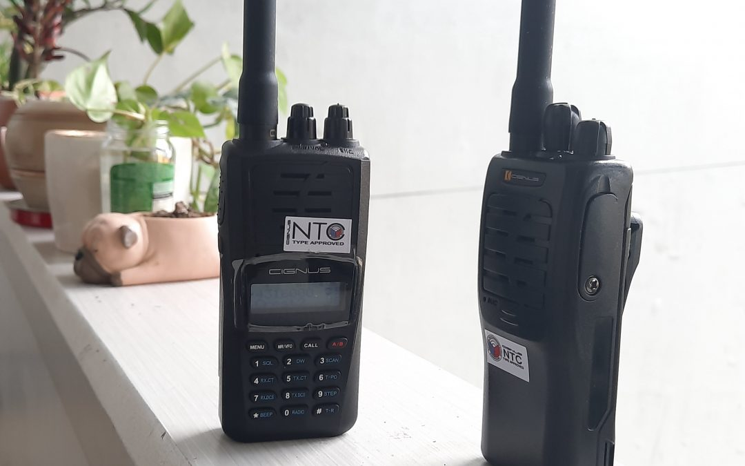 Cignus S80 Dualband and S80 Pro UHF Review